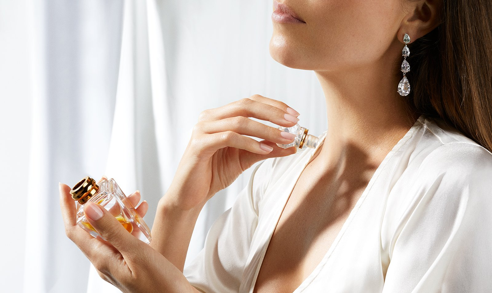 Image result for perfume on skin